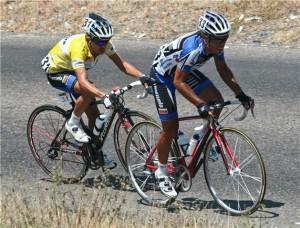 José Rujano y Manuel Medina deben aparecer con la montaña.