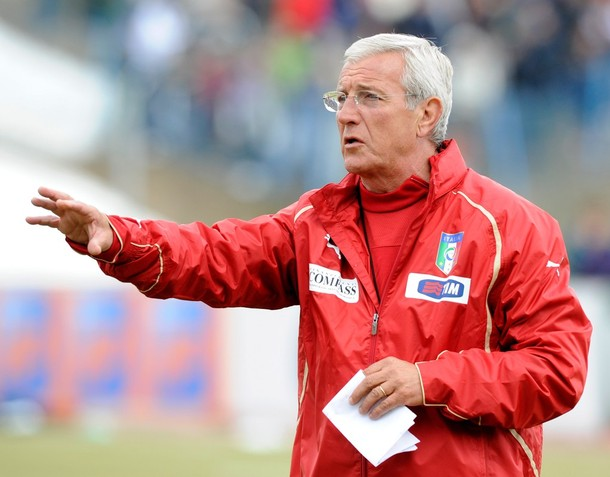 Marcelo Lippi, estratega italiano, buscará repetir.