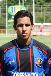Dustin Valdez se consolidó en el Zulia FC antes de salir al exterior.