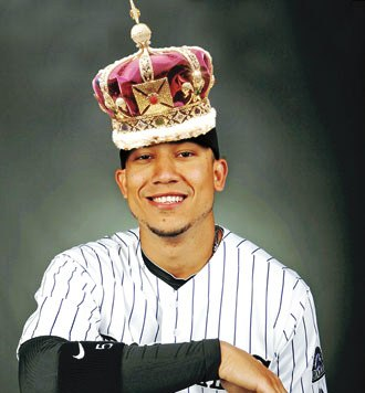 Carlos González se corona monarca de bateo.
