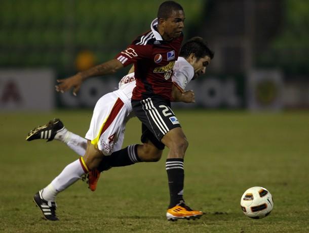 Nelson Barahona ha sido decisivo para el Caracas FC.