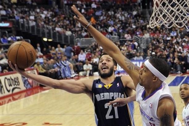 Greivis Vásquez sigue creciendo como NBA.