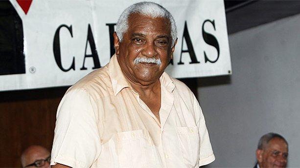 """Pedro """"Camagüey"""" Espinoza dirigió a Gaiteros del Zulia."""