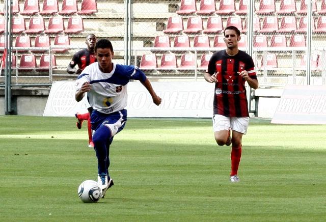 Gustavo Rojas es clave en el Zulia FC.