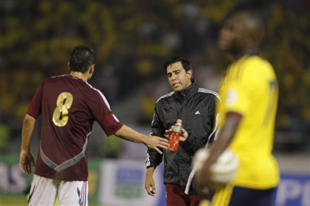 "César Farías: ""Este punto nos permite seguir alimentando este sueño""."