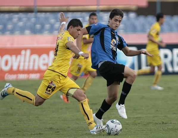Manuel Arteaga fue figura para Zulia FC.