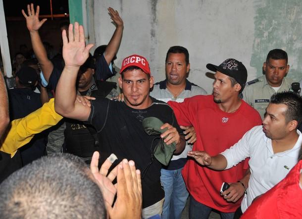 Wilson Ramos regresó sano y salvo a su casa.