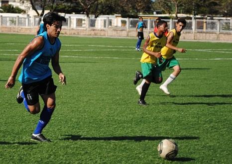 Wilton Almeida es uno de los fijos en las convocatorias del Zulia FC.