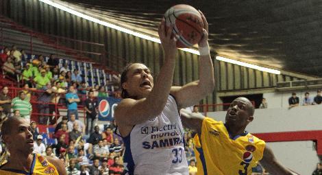Héctor Romero no pudo evitar la derrota de Trotamundos ante Gaiteros.