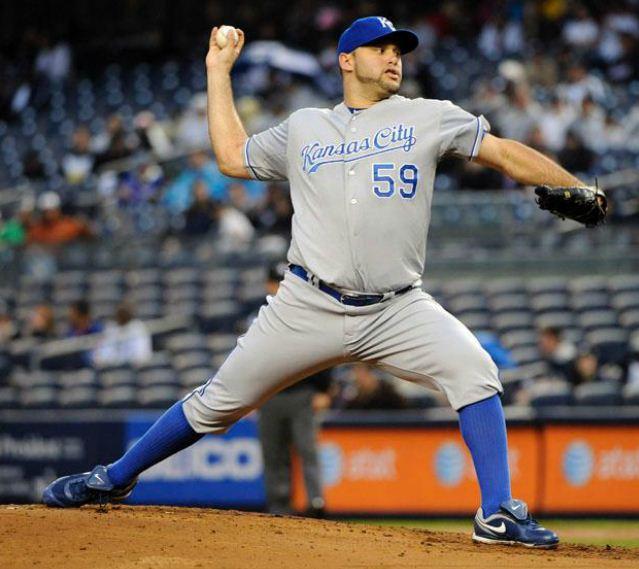 Paulino ha sido el verdugo de los Yankees en 2012. Foto: AP.