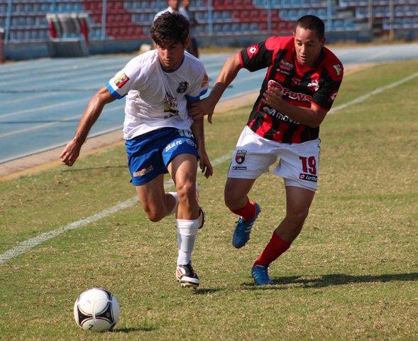 Diego Meleán volverá a ser el juvenil titular de Zulia FC. Foto: Cortesía Jimmy Pirela