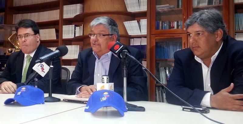 Oscar Prieto Párraga, presidente de la Lvbp . Foto: Prensa Lvbp
