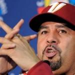 La vinotinto del béisbol lamentó la muerte de Chávez