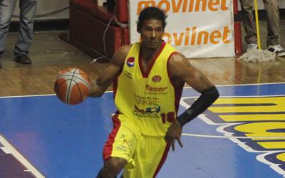Edward Santana tiene números de MVP.