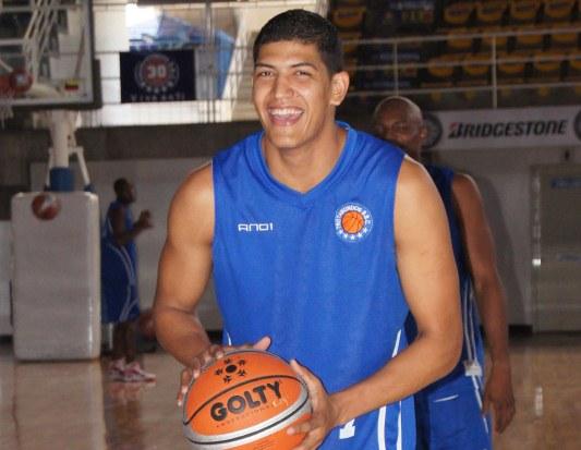 Jhornan Zamora destacó con Trotamunos de Carabobo.