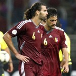 Vizcarrondo no va contra Bolivia