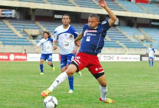 Anthony Uribe liquidó a Zulia en el último minuto.