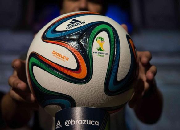 Este será el balón que rodará en Brasil 2014.