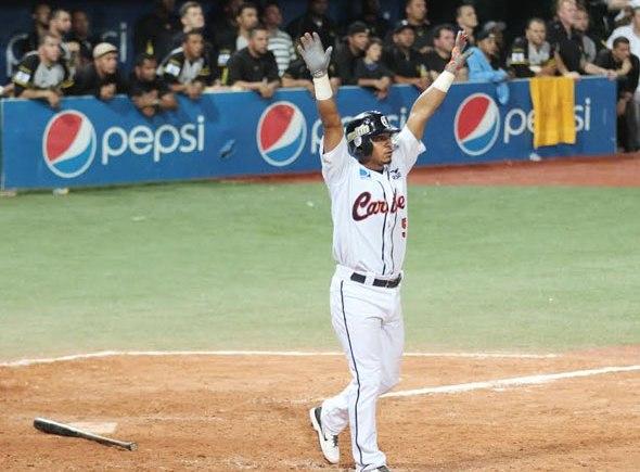 Eduardo Escobar obligó a un quinto juego con jonrón en el décimo. Fotos: Mauricio Hernández/Panorama