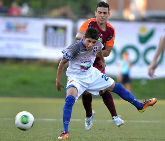 Jefferson Savarino volverá a ser el juvenil titular de Zulia FC.