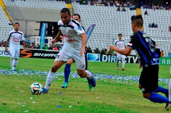 Juan falcón fue el líder goleador de Zamora en la temporada.