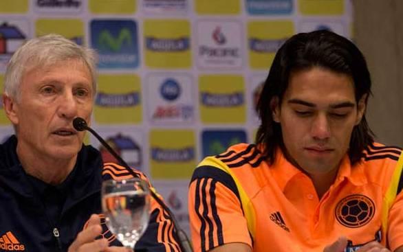 Falcao lamentó su ausencia del Mundial Brasil.