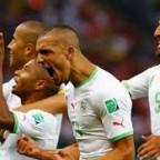 Argelia complicó a Corea del Sur