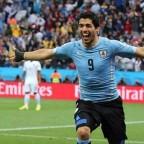 FIFA se la aplicó a Luis Suárez