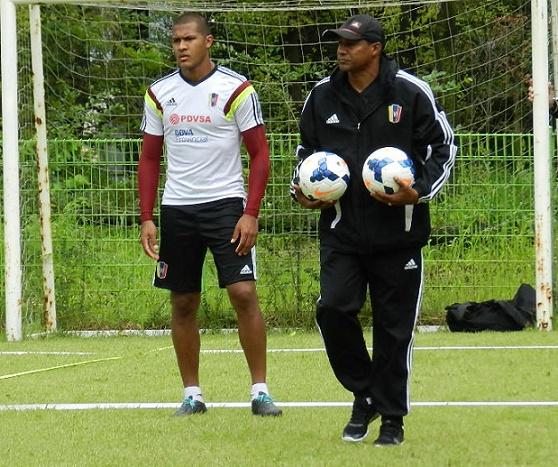 Noel Sanvicente espera sacar lo mejor de Salomón Rondón.