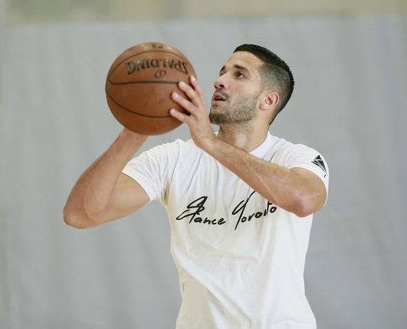 Greivis Vásquez se preparó en Miami para la próxima temporada. Fotos: Jesús Pérez/@JesusFoto