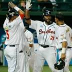Caribes trituró a Bravos (+resumen)