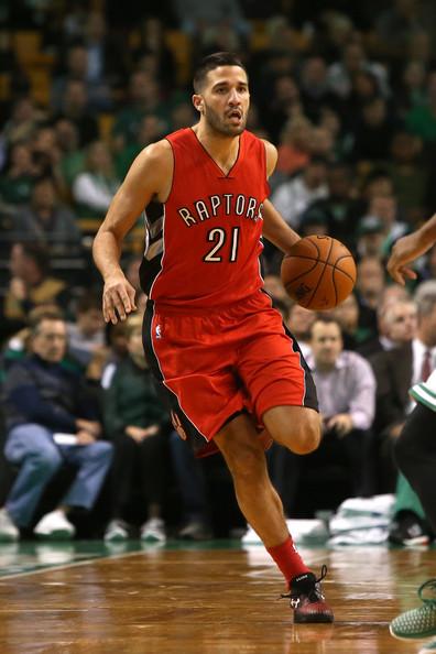 Greivis Vásquez es ahora titular en Toronto.