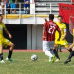 Táchira empató la cima con Caracas FC