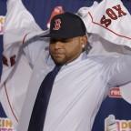 Sandoval dejó dinero para ir a Boston