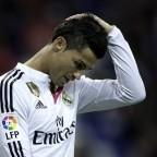 Cristiano Ronaldo abandonó una entrevista (+video)