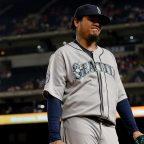 Félix Hernández en duda para abrir en el Día Inaugural por Seattle