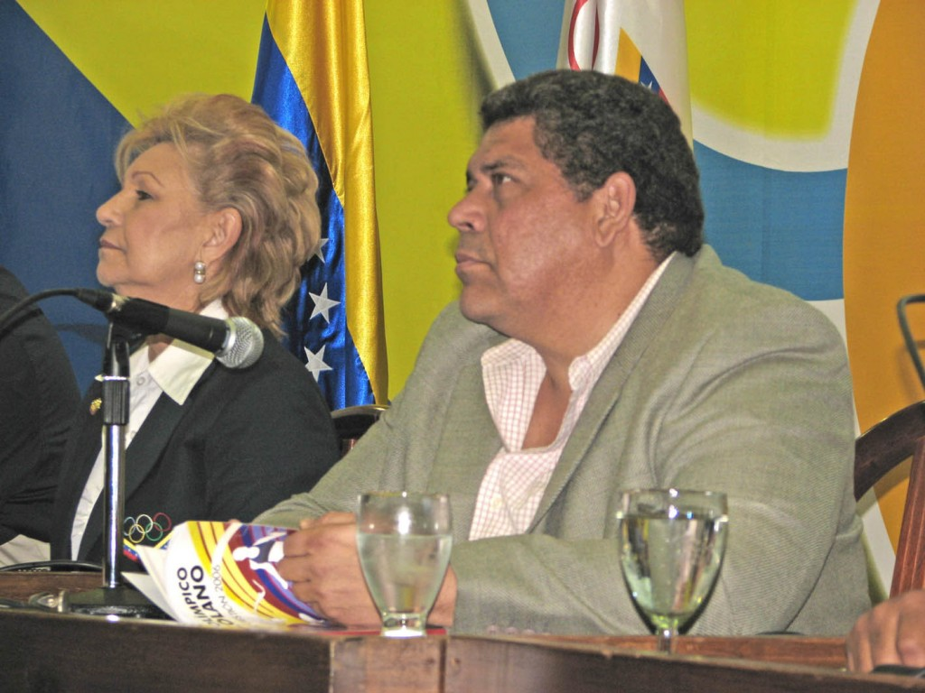 El reelegido presiente del COV, Eduardo Álvarez, asegura que pelearán con Brasil y Colombia.