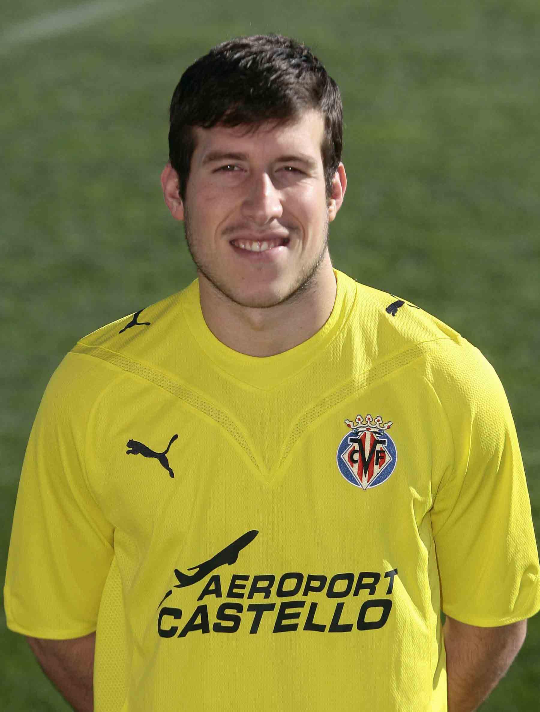 Sema espera debutar pronto con el Villarreal B.