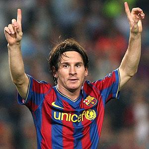 Lionel Messi es la figura del Barcelona en busca del bicampeonato.