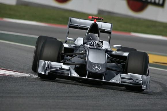 El ex campeón del mundo Michael Schumacher regresa este año a la máxima categoría.