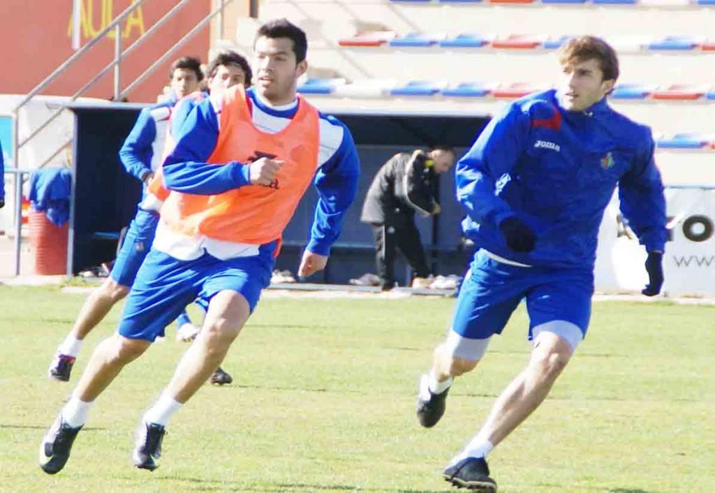 """Nicolás """"Miku"""" Fedor iría de titular esta tarde ante su ex equipo. Foto: JuanMa Finol"""