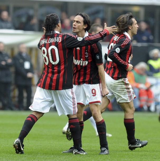 El AC Milan no pudo asaltar la punta al empatar este domingo.