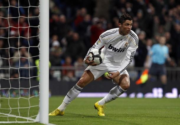 Cristiano Ronaldo será la principal arma del cuadro blanco.