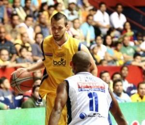 David Riechel volvió a lucir a la ofensiva. Foto: Iván Lugo