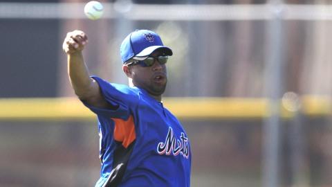 Francisco Rodríguez sufre de conjuntivitis y aún debe utilizar lentes.