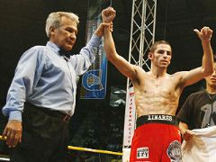 Jorge Linares buscará una victoria que lo devuelva a la élite mundial.