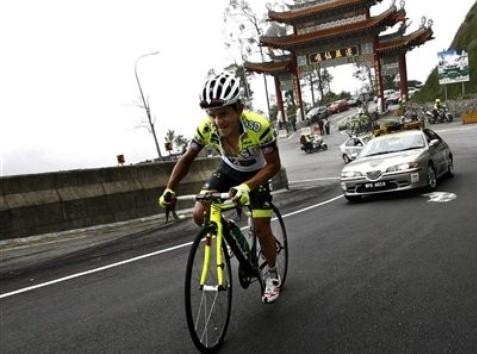 El criollo estará con otro equipo en el Giro.