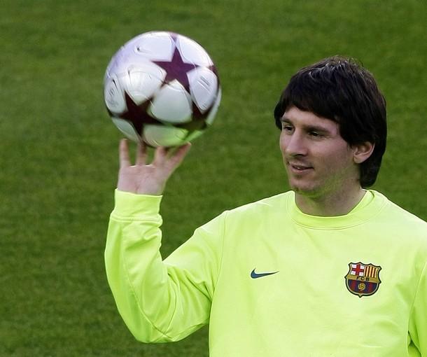 Lionel Messi es el alma ofensiva del actual campeón europeo.