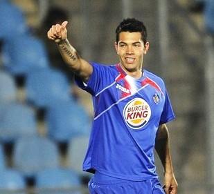 """Nicolás """"Miku"""" Fedor ha marcado tres goles en la Liga."""