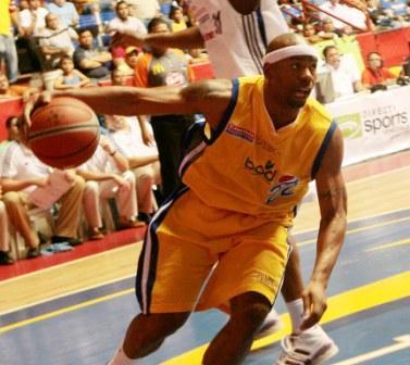 Ruben Nembhard fue el mejor de los zulianos con 22 puntos. Foto: Wildi Rivero